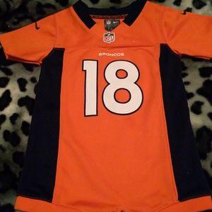 Nike Denver Broncos Jersey Romper